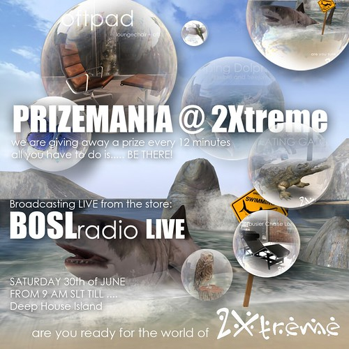 BOSL radio live at ::2XTREME:: by mimi.juneau *Mimi's Choice*