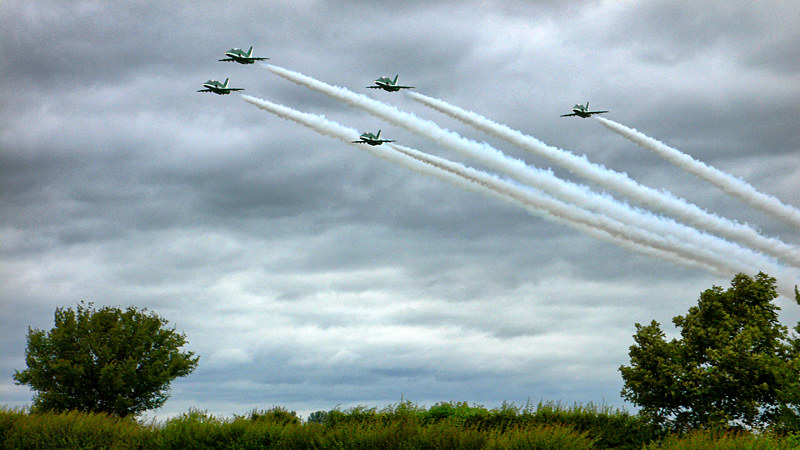 Waddington Airshow