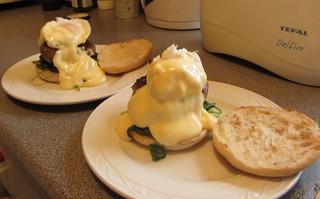 Eggs Cumberbatch