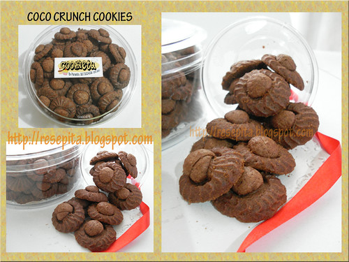 COCO CRUNCH COOKIES