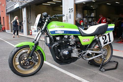 Kawasaki Z1170 (Pierre Ademian, 1981)