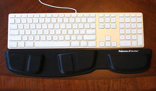 Keyboard Palm Support