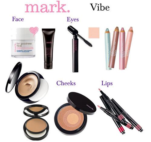 Livingaftermidnite - mark. Makeup Monday VIBE