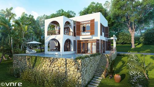 Mediterraneo Resort - Villa