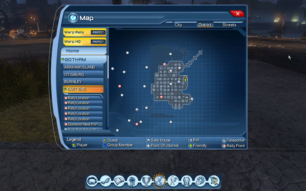 Dcuo Briefings And Investigations Map Briefings Dcuo 2019 06 23