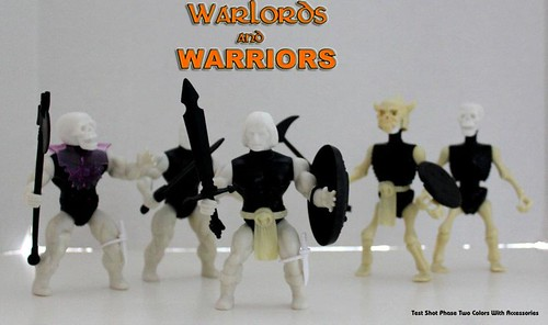 Infinite Hollywood, Warlords and Warriors, Retro Zoloworld Bodies