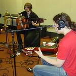 Thu, 13/08/2009 - 10:35am - One Eskimo Live in Studio [8/13/09