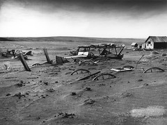 US Dust Bowl 1936 - Where the idea started