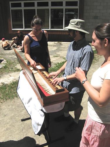 Clavichord by susanvg