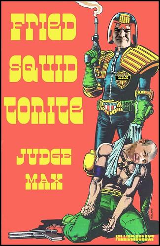 JUDGE MAX by Colonel Flick