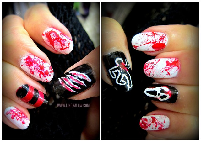 Friday 13TH Nails