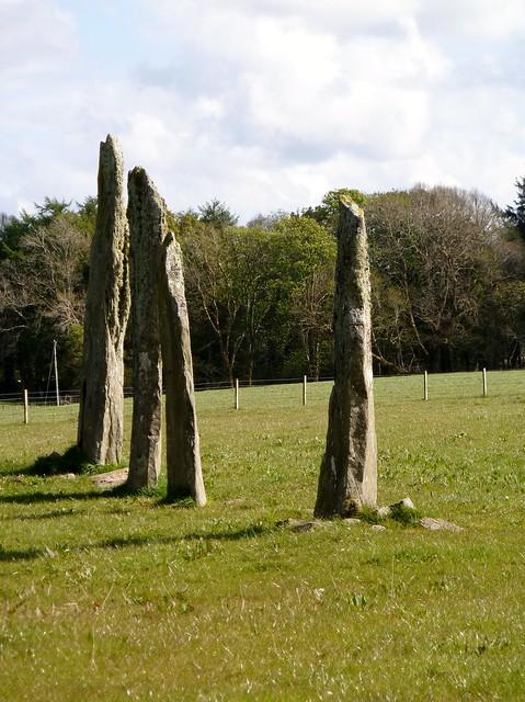 Ballymeanoch Stones, Kilmartin Glen