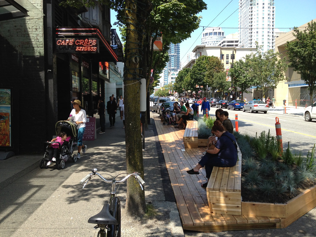 Parklets A New Urban Trend Page 4 Skyscraperpage Forum