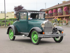 automobile, ford model a, ford model a, vehicle, antique car, classic car, vintage car, land vehicle, motor vehicle,