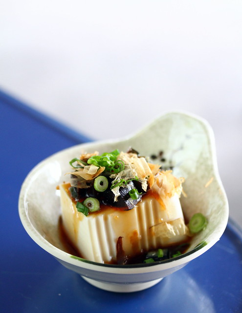 Tai Thai: Special Tofu with Century Egg (皮蛋豆腐)