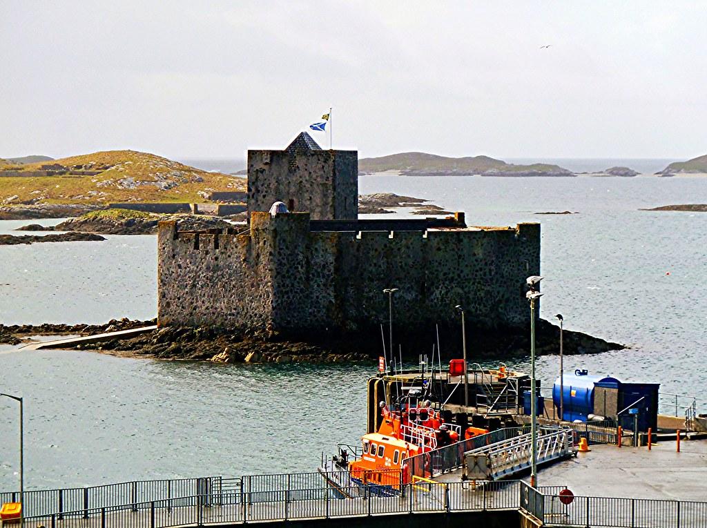 Kisimul Castle, Castlebay, Barra, Outer Hebrides