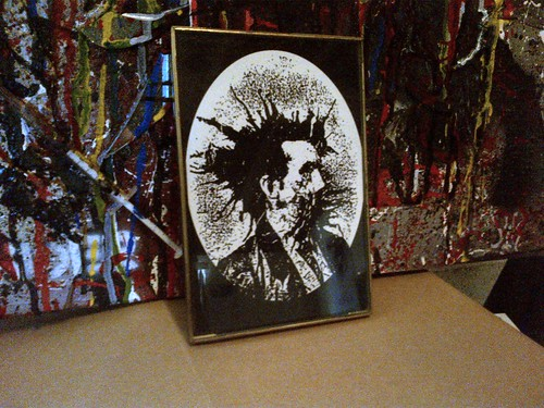 SCUM framed print by Outsider_Industries_Progenitor