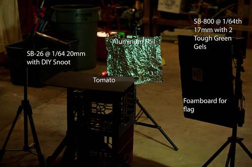 Tiny Tomato Setup