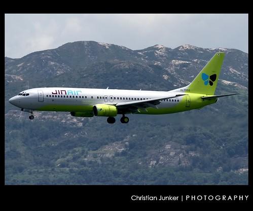 B738 - Boeing 737-86N