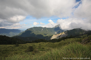 Hehuan Main Peak, Nantou county │ July 14, 2012
