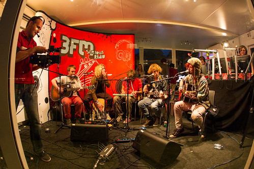 Will And The People live bij 3FM