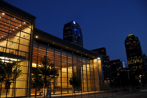 Dallas - City Performance Hall
