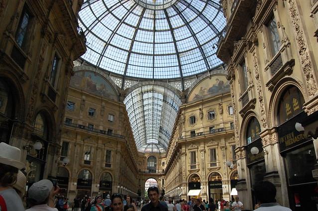 Milan Galleria Vittorio
