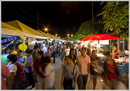 Street Fair at Ketho, Phuket