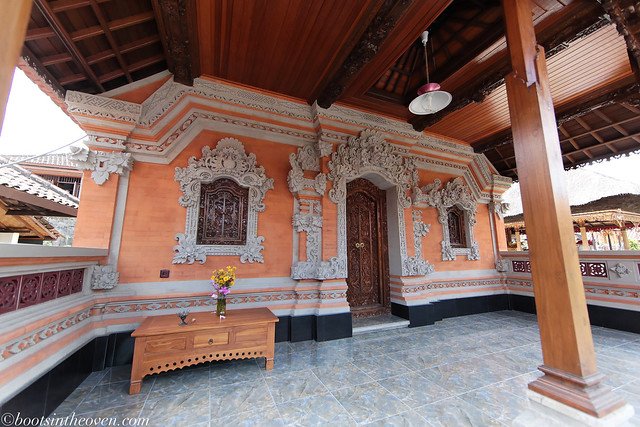 The Common Area of a traditional Balinese house