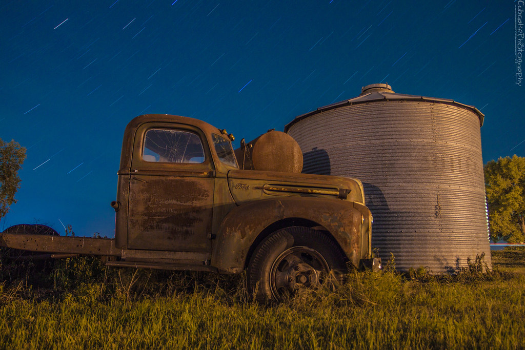 Abandoned Ford - Bygland, MN