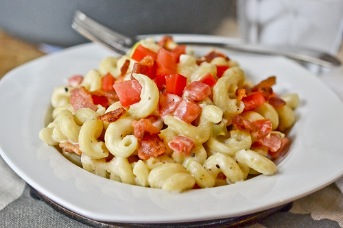 BLT Mac & Cheese 3