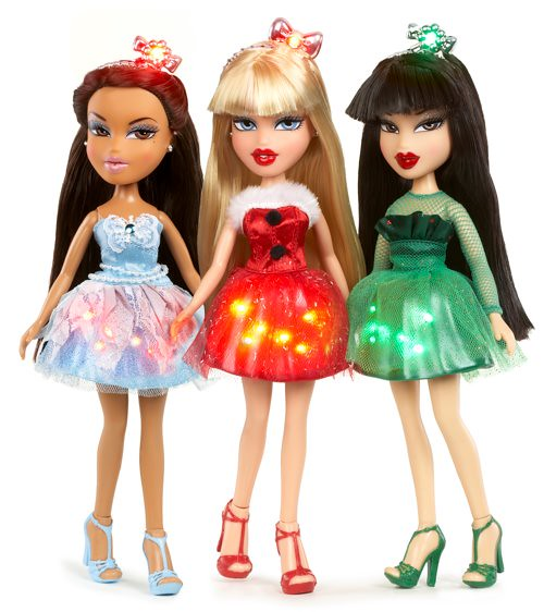 Bratz special edition holiday funk n glow flickr photo sharing