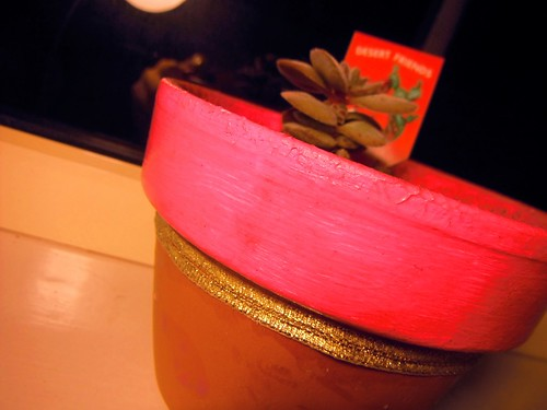 Redecorated Pot =D