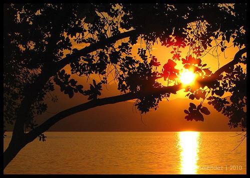 Hale Manna Sunset
