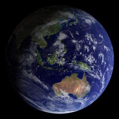 [フリー画像素材] 自然風景, 宇宙, 惑星, 地球 ID:201207310000
