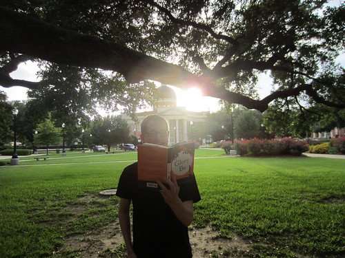 Where I Read This Summer: The University of Southern Mississippi