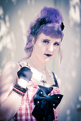 2012-07-29 Photoshoot Marcella @ Summer Darkness 2012