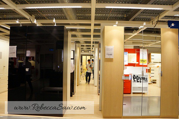 Customising my own IKEA wardrobe for less than RM1,000
