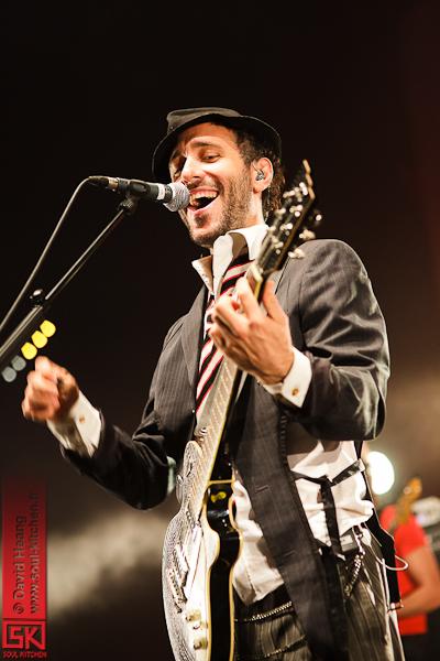Charlie Winston @ Nuits de Fourvière 2012