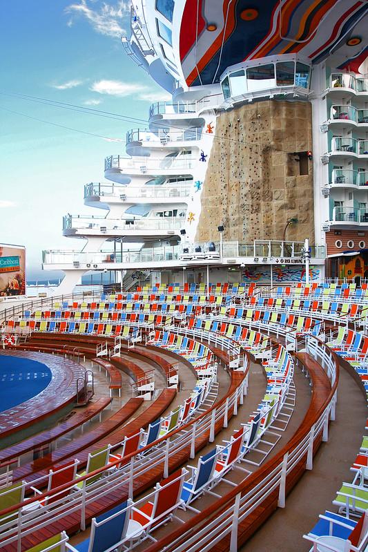 Allure of the Seas Aqua Theater