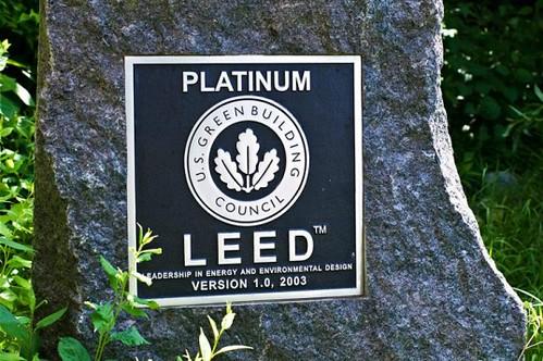 Площадь LEED-сертифицированных зданий перевалила за 185 миллионов квадратов