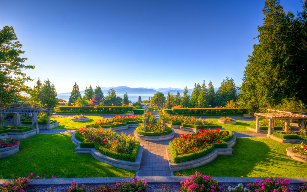Ubc Rose Garden Decaseconds