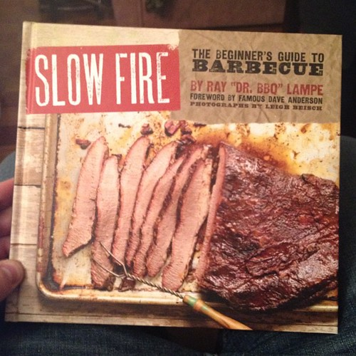 Bought a new book, so many good recipes in this.. I need a smoker!