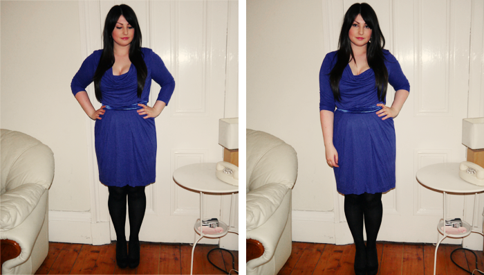 cobalt dress 2