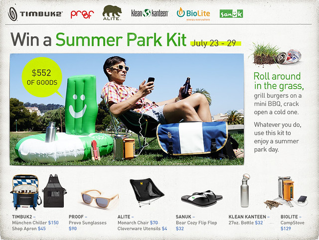 Summer Park Kit main image