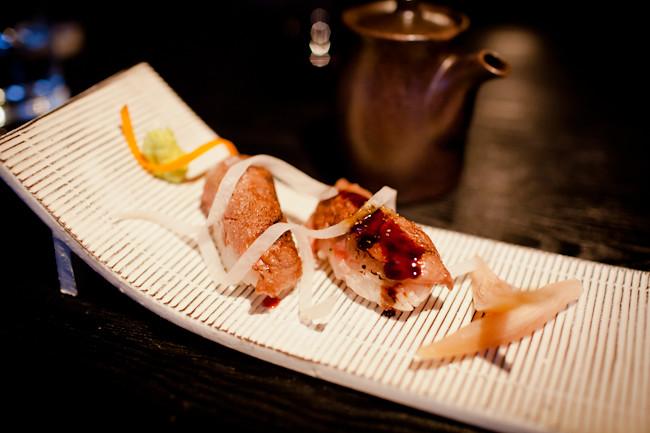 ULA Berlin sushi