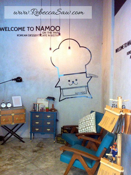 NAMOO Korean Dessert Café n Bistro on the Park– Publika-035