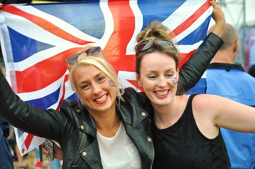 """British & Proud"" London 2012 Olympic Celebrations at BT London Live - Hyde Park by iDJ Photography"