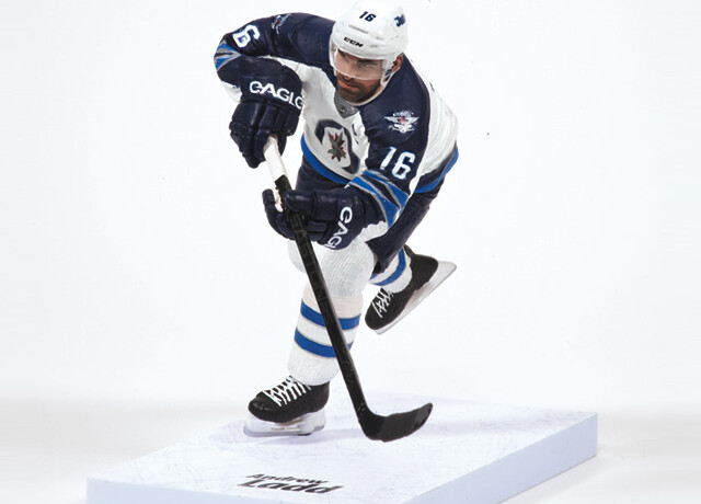 McFarlane Toys Winnipeg Jets Andrew Ladd Figure