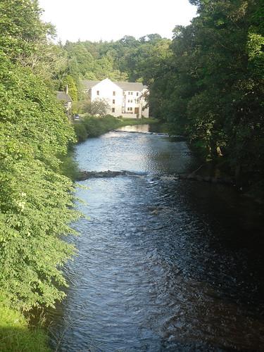 River Doon, Alloway, Ayrshire